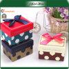 Коробка ювелирных изделий подарка горячего сбывания выдвиженческая дешевая красивейшая чувствительная