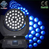 36PCS DEL Moving Head Stage Zoom Light