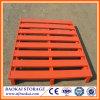 La plataforma de acero resistente 1200*1000 tasa la plataforma de la categoría alimenticia para la venta