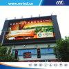 2015년 Mrled P16 Perimetier 옥외 발광 다이오드 표시 스크린 최고 디자인