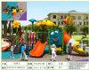 Campo de jogos ao ar livre de tamanho médio das crianças de Kaiqi