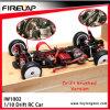 de 1/10ste Auto van het Stuk speelgoed van de Afwijking RC van de Schaal 4WD