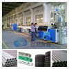 Tecnología alemana paralela de la máquina de doble tornillo de extrusión de tubería de PVC