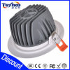 Tre Years Warranty Recessed 180mm COB LED Downlight