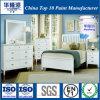 Anti peinture blanche de jaunissement de meubles lumineux d'unité centrale de Hualong pour le bois