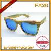 Vetri Handmade della pinta degli occhiali da sole di legno su ordinazione