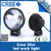 Farol do diodo emissor de luz da luz ECE/E-MARK 30W do trabalho do diodo emissor de luz do carro