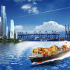 Bestes Ocean Shipping Rates From Shanghai/Ningbo/Shenzhen/Xianen China nach Panama City