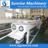 Автоматическая линия штрангя-прессовани трубы PVC пластмассы