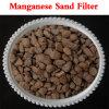 Mno2 media del filtro a sacco del manganese del soddisfare 35%-45% per purificazione delle acque luride