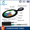 Openlucht FTTH Zelfstandige Figuur 8 de Vastgelopen Losse Kabel Gytc8a van de Vezel van het Type van Buis Optische