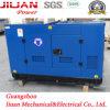Fábrica de Guangzhou para el generador silencioso del diesel de la energía eléctrica del precio de venta 7kw 9kVA
