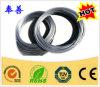 Cable plano de resistencia de la aleación Cr25al5 del alambre eléctrico material de la calefacción