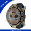 Het super Multifunctionele Horloge van de Sport met Prijs van de Fabriek van de Steen de Plaatsende