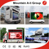 P8 Full Color Outdoor HD LED Billboard für Car Advertizing