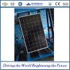 Modules solaires de silicium de Monocystalline pour l'usage de ménage