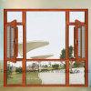 Aluminiumlegierung-Rahmen-Fenster wahlweise freigestellt mit Import-Teilen