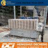 Chaîne de production de bloc de gypse (brique creuse avec la dimension de 666*500*90mm)