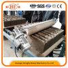 Hölzerne Ladeplatten für den Ziegelstein-Block, der Maschine herstellt