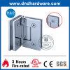 De Scharnier van het Glas van de Hardware van de deur voor Badkamers