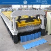 PLC Roof Penal Roll Forming Machinery Мицубиси с ISO