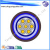 Shipping를 위한 Insulated 고무 PVC Sheathed Control Cable