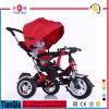 Bicicleta nova de venda quente de 2016 crianças do trotinette do triciclo 3-Wheel do bebê do projeto