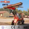 Er15 Wheel Loader com Euroiii Engine/Pallet Forks para Sale