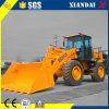 Capacidad de cargamento del cargador Zl30 3ton de la rueda Xd936
