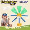 2015 brinquedos educacionais novos para o jogo do bloco de apartamentos das crianças