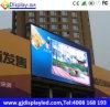 Openlucht P8 Volledige Kleur die LEIDENE van het LEIDENE Scherm van de Vertoning VideoVall adverteren
