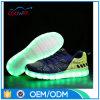 Quente-Vendendo o diodo emissor de luz com as únicas sapatas lisas, sapatas de piscamento das luzes do diodo emissor de luz