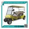 4 Sitze Electric Golf Car, Eg. 2048k, Batterie-angeschalten, CER Approved,