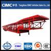 Cimc 2 of 3 As 12 De Aanhangwagen van de Auto-carrier
