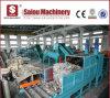 Machines van het Recycling van het Afval van de Fles van de Drank van het huisdier de Plastic