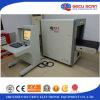 Sistema de detección del rayo del bagaje scanner/X del rayo del explorador AT6550 X del bagaje de la radiografía del uso de la policía/del hotel