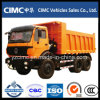 Northbenz Heavy Tipper Truck 6X4 380HP Beiben 12-Wheel Dump Truck