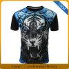T-shirt van de Druk van Mens van de douane 3D