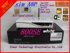 본래 SIM A8p 백색 색깔 300m WiFi Dm 800 HD Se 인공 위성 수신 장치