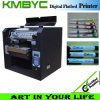 다색 자동적인 Kmbyc 디지털 지속적인 중국 잉크젯 프린터, UV 잉크젯 프린터 잉크