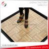 Modèle à plat en bois carré Dance Floor (DF-2) d'hôtel de taille