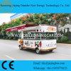 جميلة منظر أربعة عجلات طعام عربة مع [س] /SGS شهادات