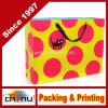 Bolsa de papel del regalo de las compras del Libro Blanco del papel de arte (210140)