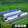 Construction préfabriquée d'usine de structure métallique fabriquée en Chine