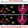 バレンタインの結婚披露宴の装飾LEDの豆電球