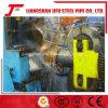 高周波自動管の溶接機