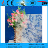 3-6mm Am-14 Decorative Acid Etched Frosted Art Architectural Glass