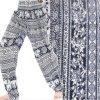2016 de hete Stof van het Rayon van Mens van de Verkoop Pyjama's Afgedrukte
