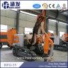 Máquinas Drilling do furo Hfg-55 à terra