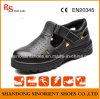 Migliori caricamenti del sistema di cuoio di vendita del sandalo di sicurezza con la mascherina d'acciaio Rh103
